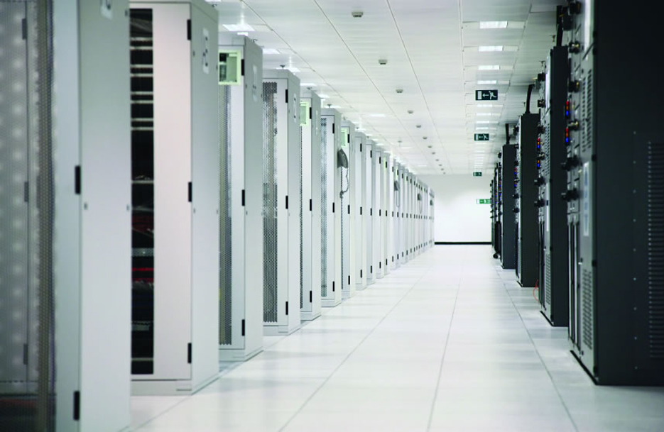 Datacentre in Telford